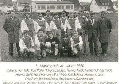 1970 Herren I