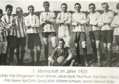 Herren I 1923