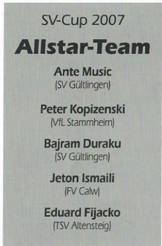 13 allstars
