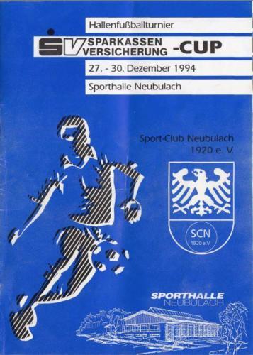 1994-5 Heft Cover