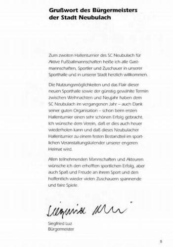 1995- Heft Luz