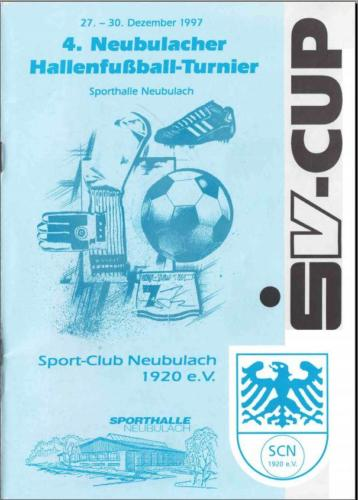 SV-Cup 1997
