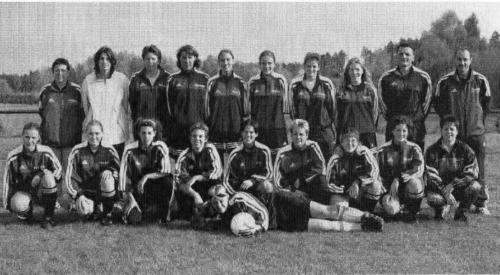 2001 Frauen Landesliga