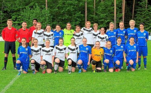 2015 Pokalsieg mit Gechingen